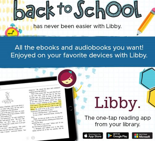 Back To School with Libby