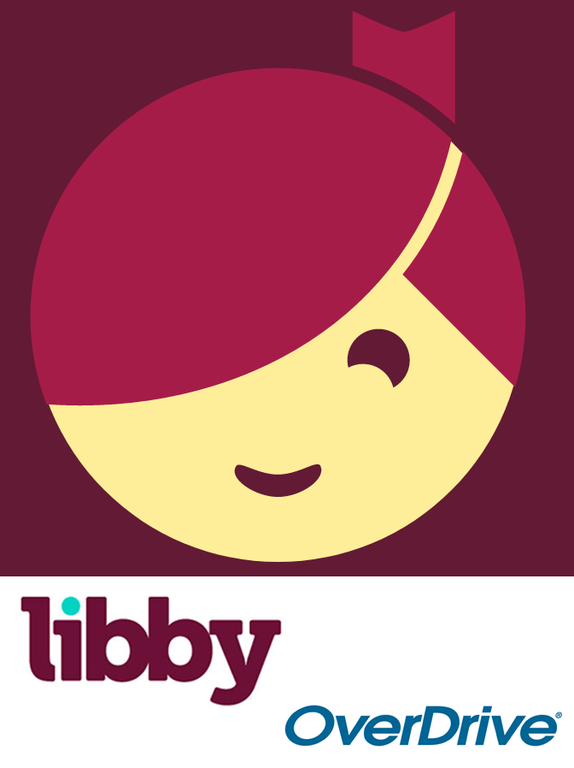 libby Over Drive Icon