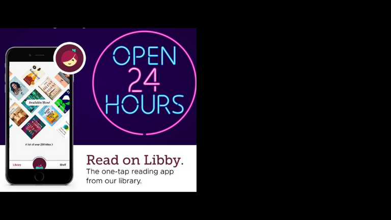 The digital library is always open!